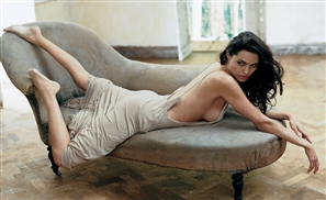 Angelina's Best Breast Moments