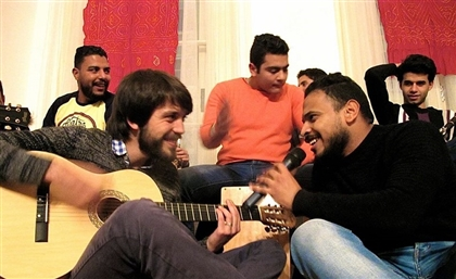 Cairo's Newest Cultural Centre Is Using Art Therapy to Heal Trauma