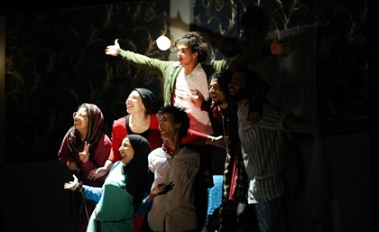 We Went To See An Independent Play in Cairo, And Now Believe The Theatre Is Still Alive