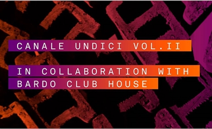 Canale Undici Season II Has Arrived With A September 30th Opening Party
