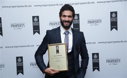 Egyptian Architect Ahmed Gabr Wins Arabian African Property Awards