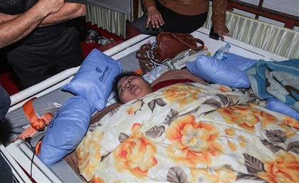 Egyptian Woman Said To Be Heaviest In The World Dies