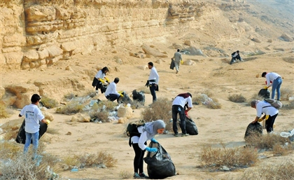 Environ Adapt Are Cleaning Up Wadi Degla And They Want You To Join In