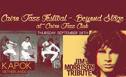 CJC Goes Above and Beyond for Cairo Jazz Festival's Ninth Edition