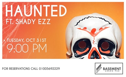 Halloween is on Tuesday? The Basement Urban Pub Has Got This Covered