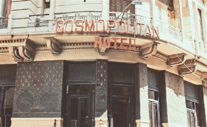 Iconic Downtown Cairo Cosmopolitan Hotel Gets A Makeover