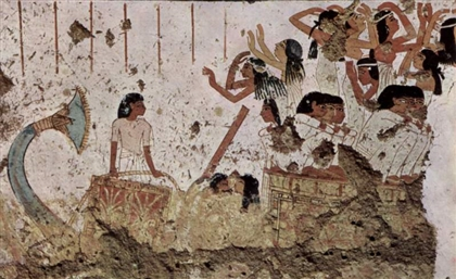 Did Climate Change Cause Ancient Egyptian Civilization to End?