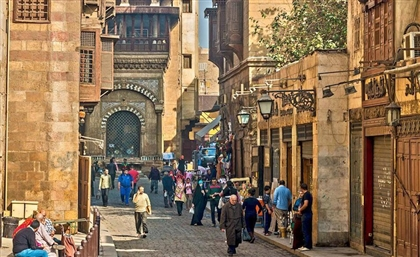 Cairo's Historic Moez Street to Host a Photowalk for Analogue Photographers
