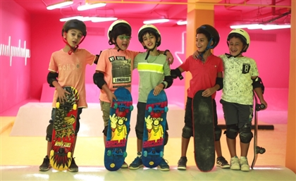 SkateBox: Egypt's First Indoor Professional Skating Spot Set To Open This Month
