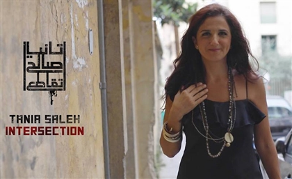 Tania Saleh Releases Beautiful Short Film in Conjunction With New Album 'Intersection'