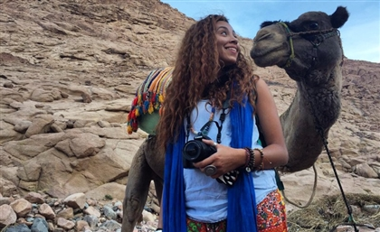 Meet the Egyptian Woman Cycling Her Way 777 KM Across The Country
