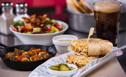 This New Lebanese Diner is a Modern Beirut Gem Right Here in Cairo