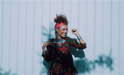 Meet Amna Elshandaweely, The Young Egyptian Designer Creating a Pan-African Fashion Identity