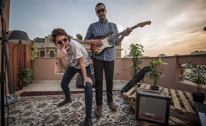 High Note: Coke Machine Launches SceneNoise's New Rooftop Jam Series