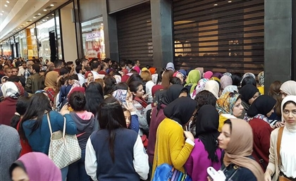 Don't Get Trampled in a Cairo Mall this Black Friday