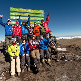 Mount Kilimanjaro (Machame Route) With Omar