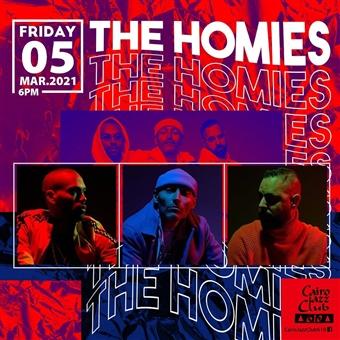 The Homies @ CJC 610
