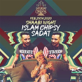 Islam Chipsy / Sadat @ CJC