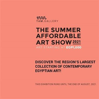 The Summer Affordable Art Show