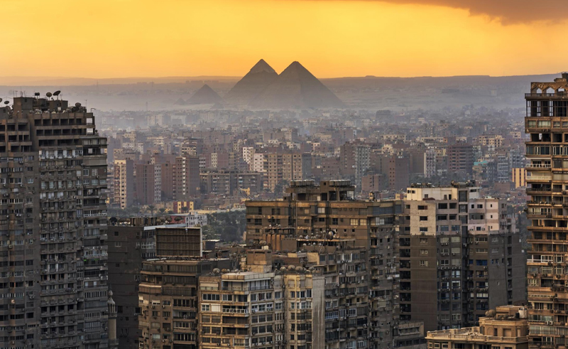 Luxurious Campbell Gray Hotels to Open New Property by the Giza Pyramids