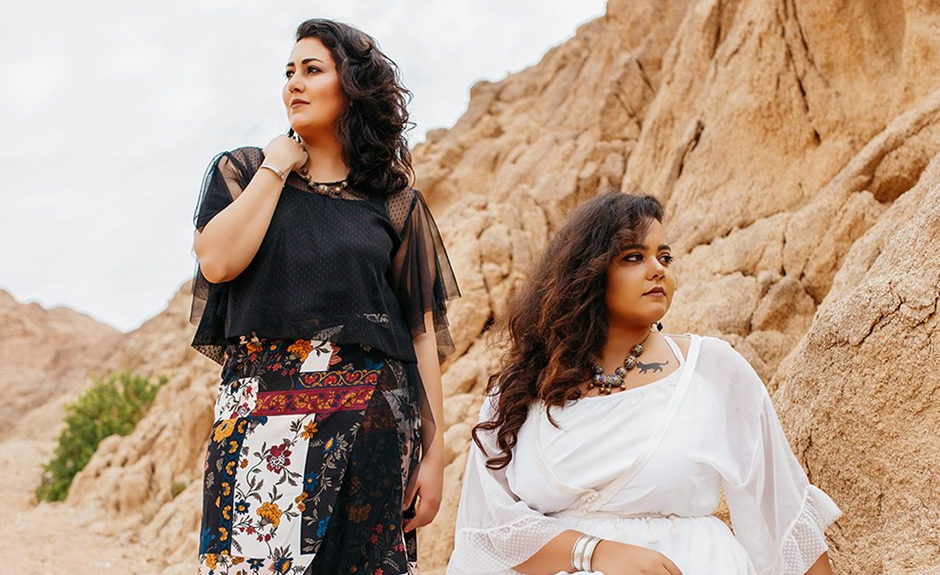 Caracal Collection: The New Egyptian Brand Creating Culturally-Inspired Plus-Sized Fashion