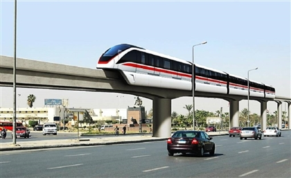 Egypt Is Building a Monorail to Link 6th of October and Sheikh Zayed