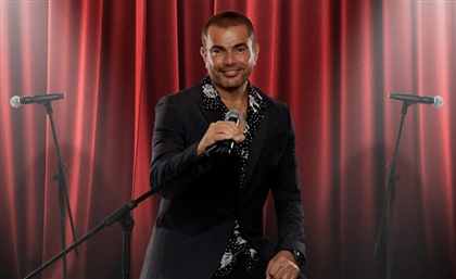Vodafone Egypt Kicks Off Their Talent Discovery Content with Superstar Amr Diab
