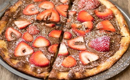 Cairo's Best 8 Restaurants for Nutella Pizza