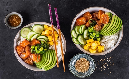 The Only 7 Restaurants in Cairo Serving Poke Bowl
