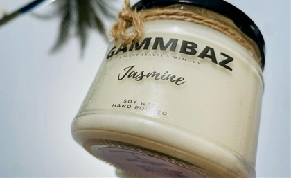 Gammbaz Enchants with Simply-Handpoured Soy Scented Candles