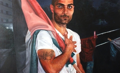 Zamalek's ArtTalks Gallery Hosts Art Exhibit in Support of Palestine