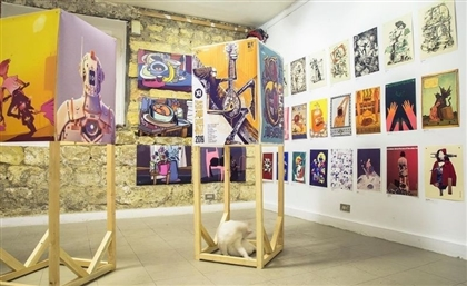 Cairopolitan's Epic 'Cairo Prints Exhibition' is Back on May 31st