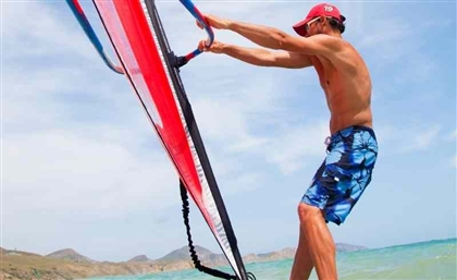 Ride the Waves with Cairow's Windsurfing Camps in Ras Sudr