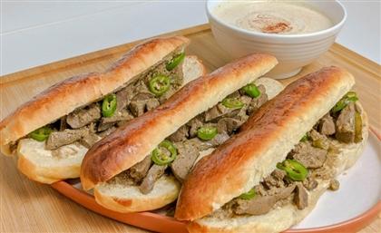Seafood & Kebda Sandwiches Are the Main Stars at Wa7wa7