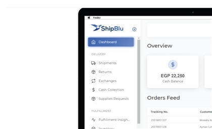 Egypt's ShipBlu Closes Pre-Seed Round with Funds from KSA & San Fran