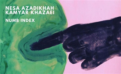 Tehran's Nesa Azadikhah and Kamyar Khanzaei Collab for 'Numb Index'