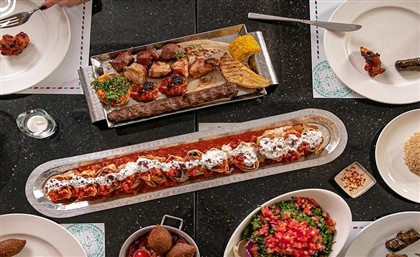 Sahel Welcomes Ayadina & Blaze for a Culinary Fiesta