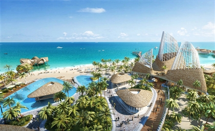 This Luxury Resort is Being Built on Egypt's Tawila Island