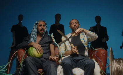 'ANTENNE' Video Brings Together Palestine's Bashar Murad & Tamer Nafar