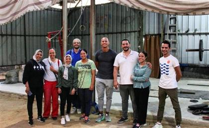 Move Egypt Sponsors 'Lift Like a Girl' Heroes for Paris 2024 Olympics