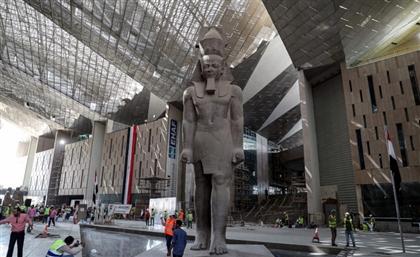 Grand Egyptian Museum Recreates Sacred Solar Alignment of Abu Simbel
