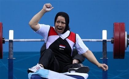Fatma Omar Wins Egypt's Fourth Medal at Tokyo 2020 Paralympics