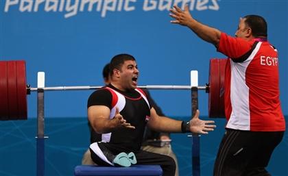Powerlifter Hany Abdelhady Wins Bronze at Tokyo 2020 Paralympics