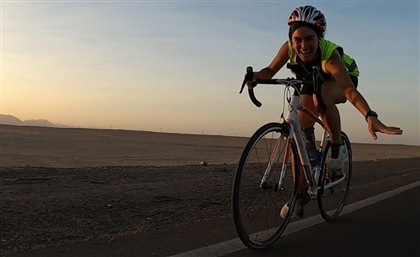 Explore Egypt's Rousing Red Sea with The NS Crossing's Biking Trip