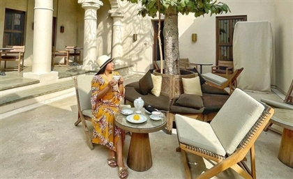 Luxury Hotel Chedi Al Bait Elevates the Work-From-Home Experience