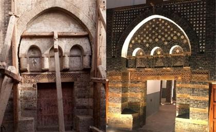 Luxor's Historic Wekalet Al-Geddawy Reopens After Major Restoration