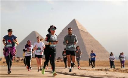 Great Pyramids of Giza to Host Half Marathon in December