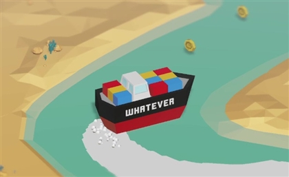 This Game Lets You Steer a Cargo Ship Out of the Suez