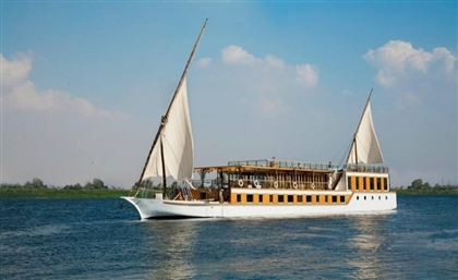 Egypt's Six-Suite 'Zein' is the Ultimate Nile Cruise Experience
