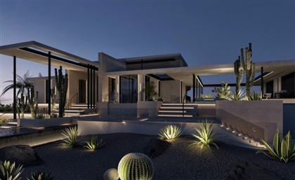 Inside the Enlightening World of Egyptian Architecture Firm BLCK